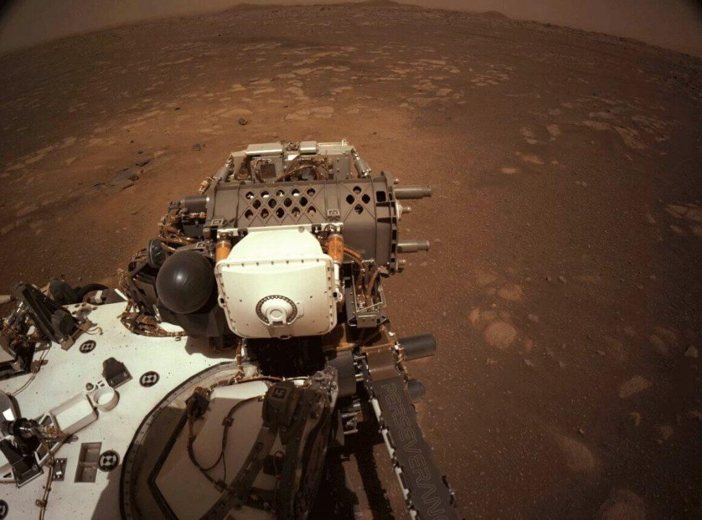 პირველი აუდიოჩანაწერი მარსიდან — #1tvმეცნიერება