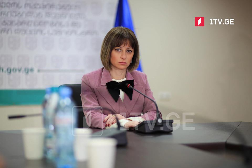 Екатерина Тикарадзе - Регистрация для прохождения вакцинации для жителей оккупированных регионов не будет обязательной