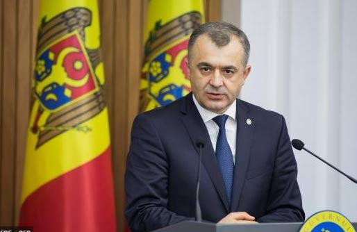 Moldova baş naziri, İrakli Ğaribaşvilini Gürcüstanın baş naziri vəzifəsinə təyin olunmasını təbrik edir