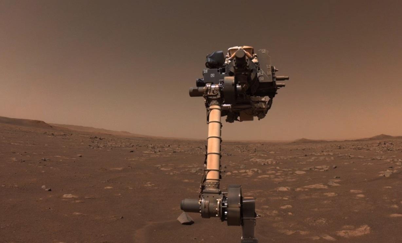 """""""პერსევერანსმა"""" მარსზე სიცოცხლის ნიშნების ძებნა ოფიციალურად დაიწყო — #1tvმეცნიერება"""