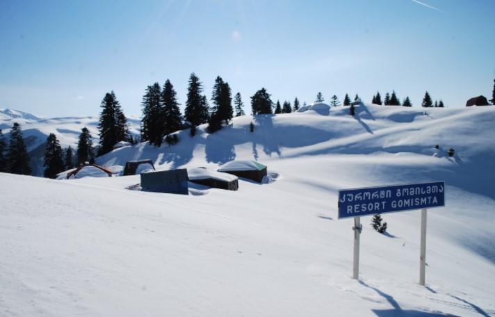 მაშველებმა გომის მთაზე დაკარგული სამი ადამიანი იპოვეს