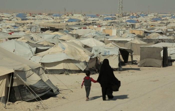 რუსეთი და სირია მიიჩნევენ, რომ ალ-ჰოლის ბანაკზე ტერორისტების გავლენა გაძლიერდა