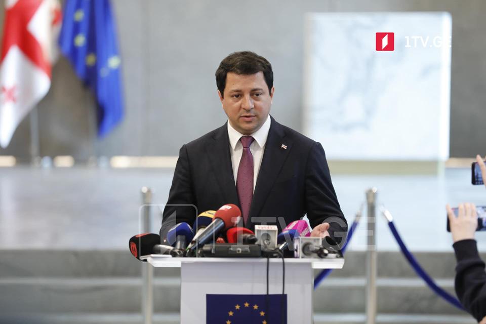 Арчил Талаквадзе - «Грузинская мечта» готова к соглашению на справедливых условиях