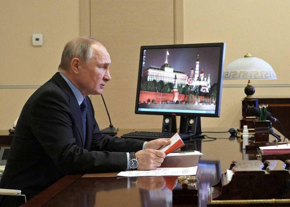 Վլադիմիր Պուտինը Ադրբեջանի նախագահի և Հայաստանի վարչապետի հետ քննարկել է Լեռնային Ղարաբաղի հարցը