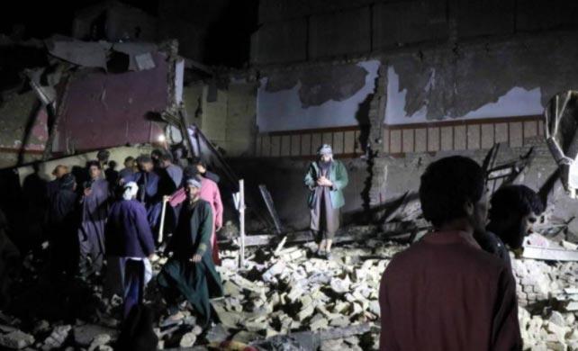 ავღანეთის ჰერათის პროვინციაში, პოლიციის სადგურთან დანაღმული მანქანა აფეთქდა