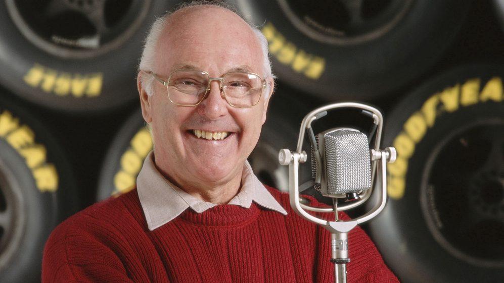 ფორმულა 1-ის ლეგენდარული კომენტატორი 97 წლის ასაკში გარდაიცვალა #1TVSPORT