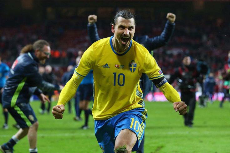 იბრაჰიმოვიჩი ნაკრებშია - შვედებმა ეროვნული გუნდის შემადგენლობა დაასახელეს #1TVSPORT