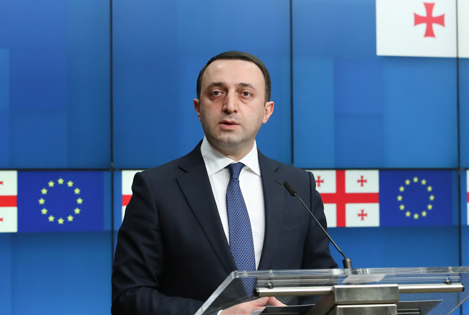 Georgian PM states next parliamentary elections to be held in 2024