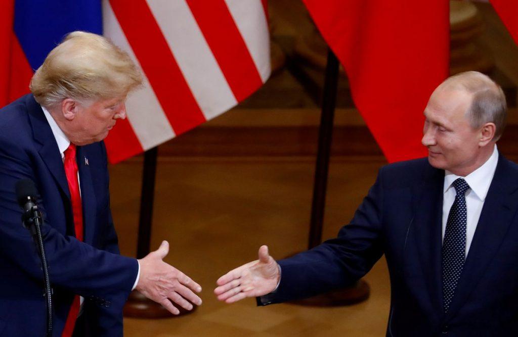 აშშ-ის დაზვერვის ეროვნული საბჭო - ვლადიმერ პუტინის განკარგულებით, რუსეთი სავარაუდოდ, 2020 წლის არჩევნებში ჩარევას დონალდ ტრამპის სასარგებლოდ ცდილობდა