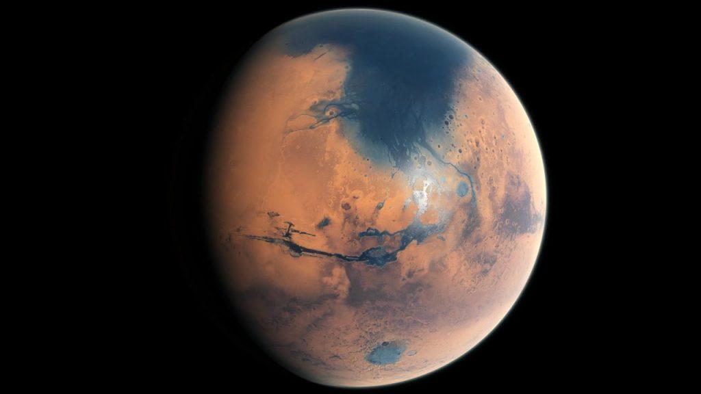 მარსის უძველესი, გამქრალი ოკეანეები შეიძლება პლანეტის წიაღში შთაინთქა — ახალი კვლევა #1tvმეცნიერება