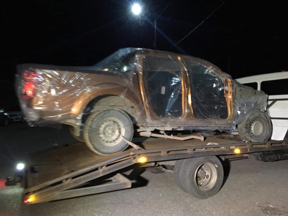 ზუგდიდში ავტომობილის ქურდობის ფაქტზე სამი პირი დააკავეს