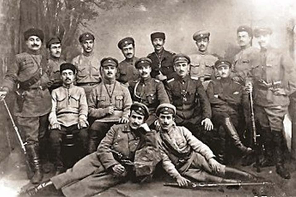 რადიო ექსპრესი - ქართული სამხედრო დაზვერვის მიერ, 1920 წელს ჩატარებული ერთი ოპერაციის შესახებ