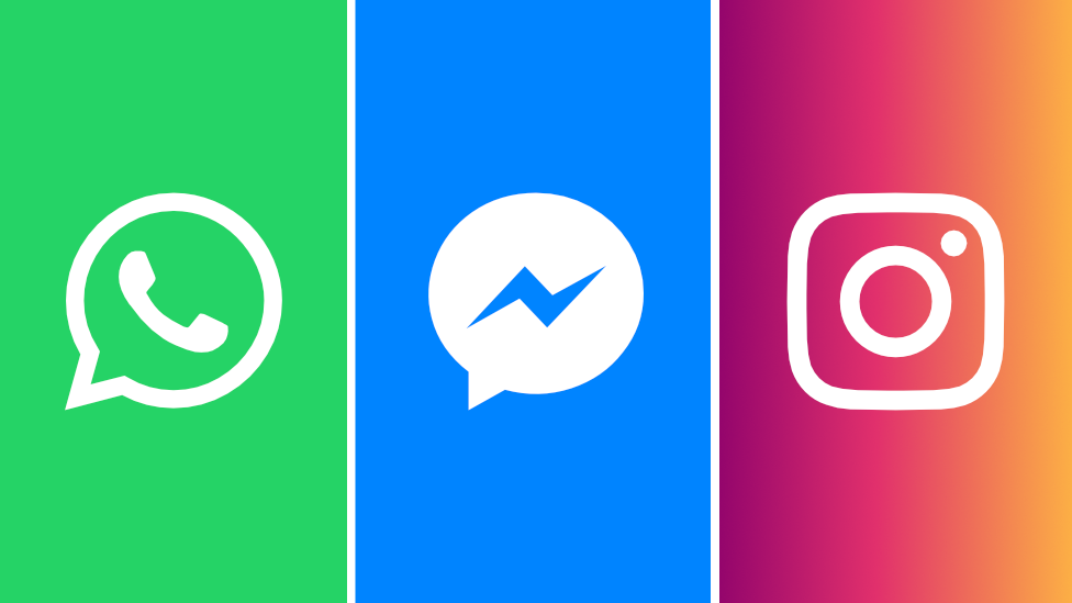 ვოტსაპი, ფეისბუქ მესენჯერი და ინსტაგრამი მთელ მსოფლიოში შეფერხებით მუშაობს