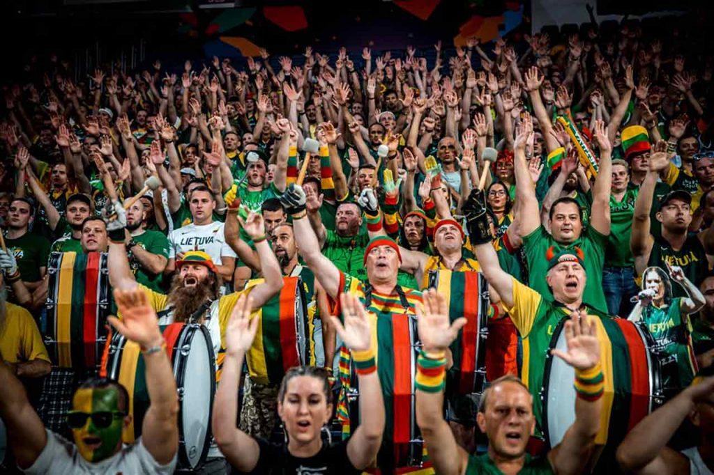 ევრობასკეტი 2022 | გერმანიამ ლიეტუვა აირჩია, ჩეხეთმა - პოლონეთი #1TVSPORT