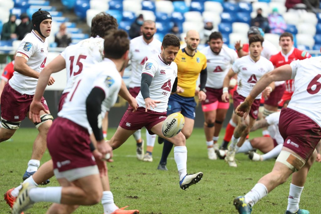 Rugby Europe Championship: Georgia defeats Russia