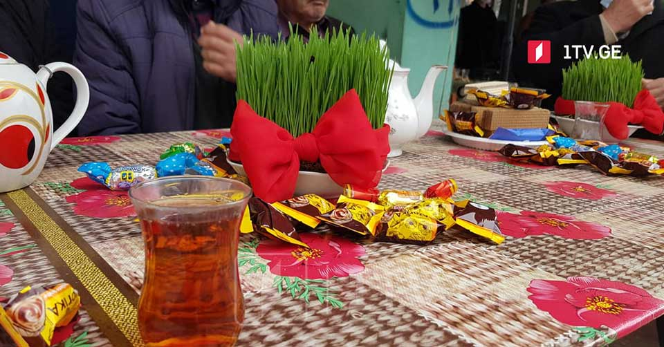 Sadaxloda Novruz Bayramını qeyd edirlər (foto)