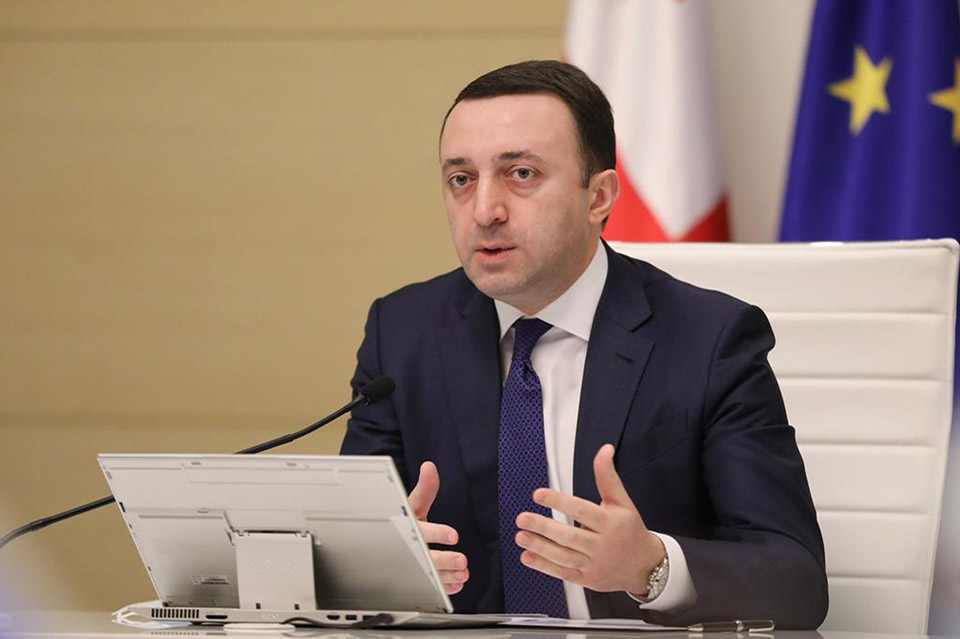 PM Garibashvili congratulates Jewish people on Independence Day