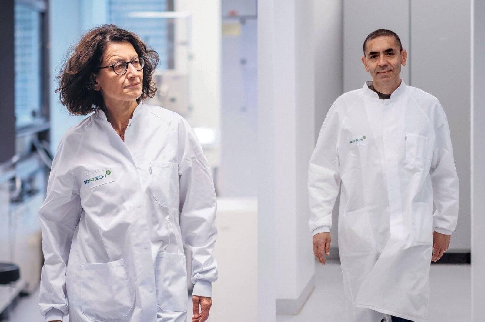 Pfizer-BioNTech-ის ვაქცინის შემქმნელი მეცნიერები ამბობენ, რომ მათი შემდეგი სამიზნე კიბოა — #1tvმეცნიერება