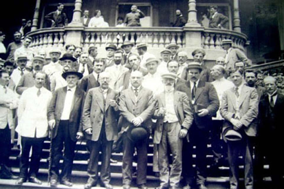 რადიო ექსპრესი - პირველი რესპუბლიკის (1918-1921) დიპლომატიური სამსახური