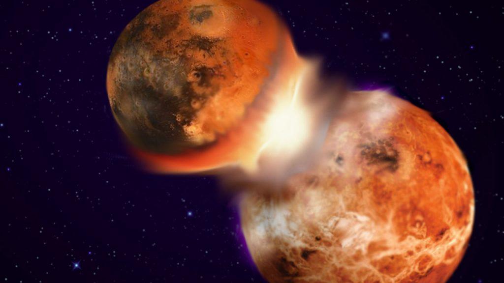 დედამიწის წიაღში სავარაუდოდ ჩამარხულია სხვა პლანეტის გიგანტური ფრაგმენტები — #1tvმეცნიერება
