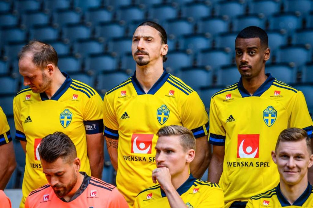 შვედური მედია - საქართველოს ნაკრებს იბრაჰიმოვიჩ-ისააკის წყვილით შევუტევთ #1TVSPORT