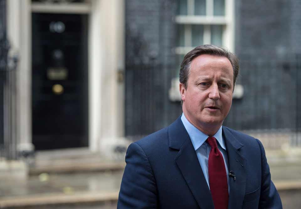 Մեծ Բրիտանիայի նախկին վարչապետ, Դեյվիդ Քեմերոնի դեմ սկսվել է հետաքննություն