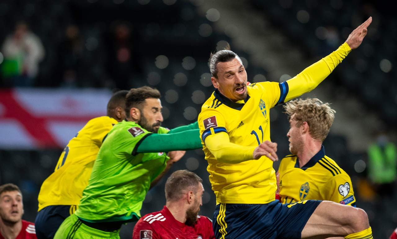 საქართველომ ითამაშა, შვედეთმა მოიგო [ვიდეო] #1TVSPORT