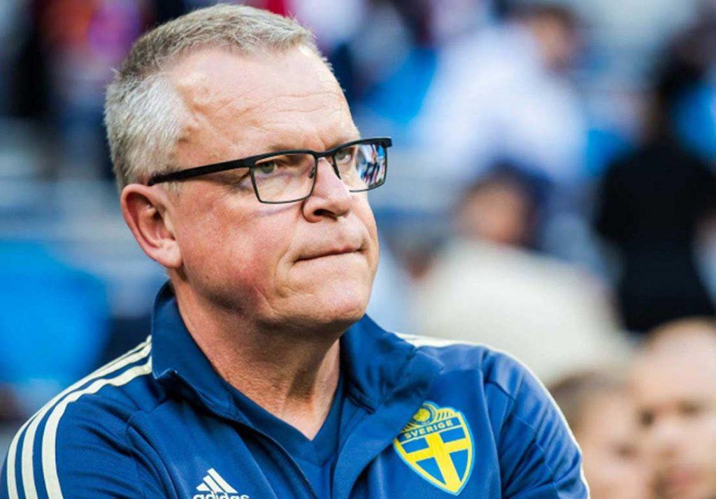 შვედეთის ნაკრების მწვრთნელი - მეორე ტაიმი არასასიამოვნო იყო, ბოლოს საკმაოდ ავნერვიულდი #1TVSPORT