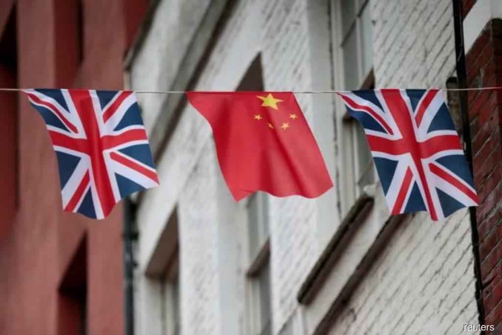ჩინეთმა დიდ ბრიტანეთს საპასუხო სანქციები დაუწესა
