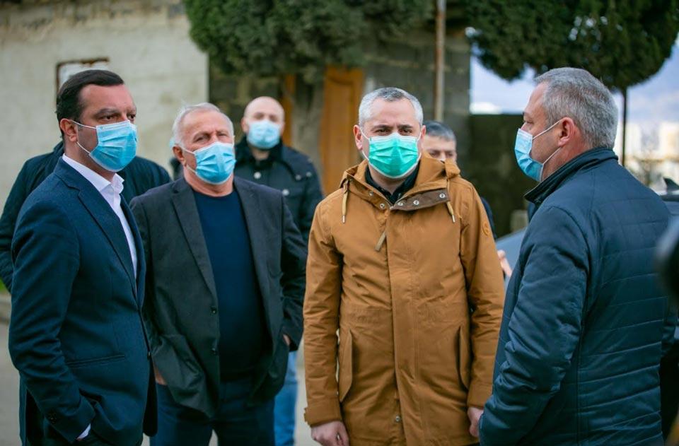 ირაკლი ბენდელიანი - პოლიტიკა და მეწყერი ერთმანეთთან კავშირში არ არის