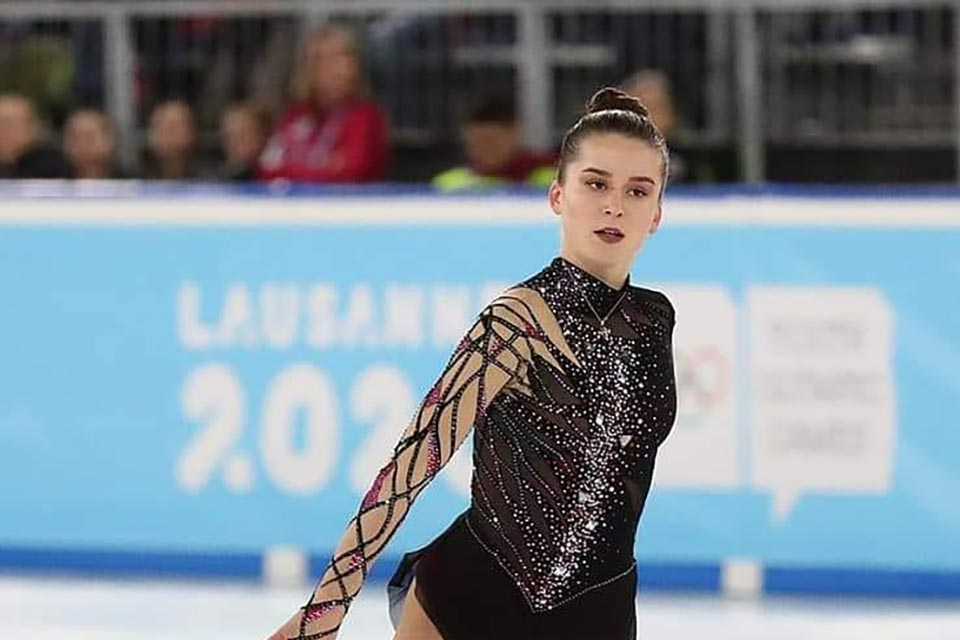 ალინა ურუშაძე ზამთრის ოლიმპიური თამაშების ლიცენზიის მფლობელია #1TVSPORT
