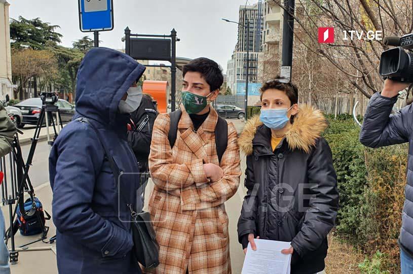 Жители Тбилисского района Вашлиджвари требуют моратория на строительство и создание экспертной группы для изучения оползня