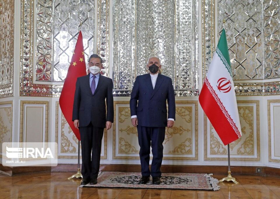 ჩინეთმა და ირანმა 25-წლიანი თანამშრომლობის ხელშეკრულება გააფორმეს