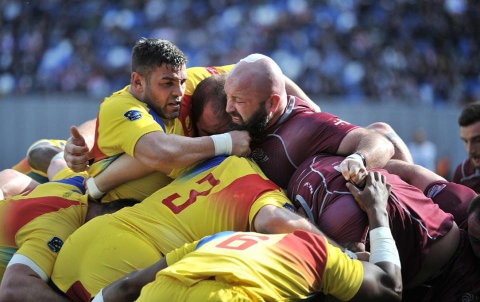საქართველო - რუმინეთის წინათქმა | რაგბი ევროპის ჩემპიონატი #1TVSPORT
