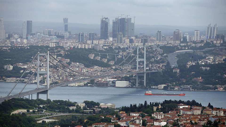 თურქეთის მთავრობამ სტამბოლის შემოგარენში უზარმაზარი არხის განვითარების გეგმა დაამტკიცა