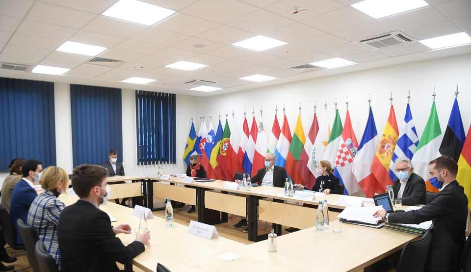 Кристиан Даниэлсон встретился с представителями НПО