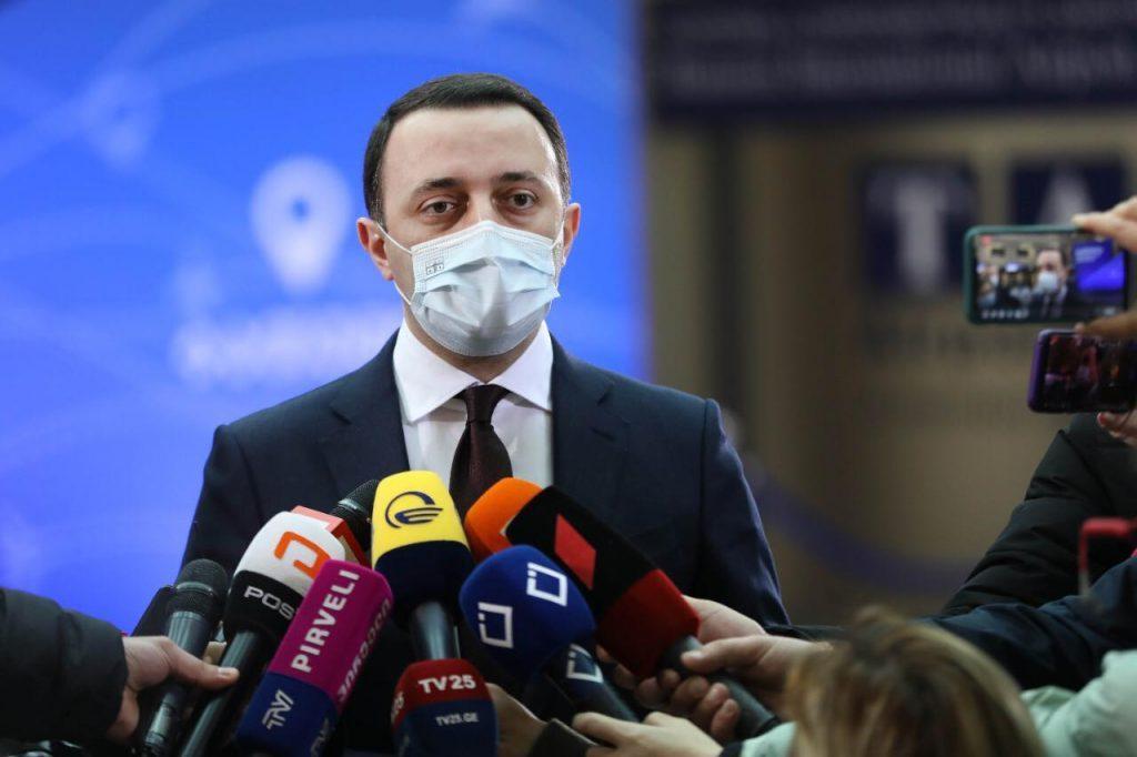 İrakli Ğaribaşvili - vaxtından əvvəl seçkilər olmayacaq