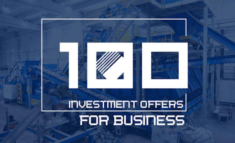 """პროგრამა """"100 საინვესტიციო შეთავაზება ბიზნესს"""" ფართოვდება"""