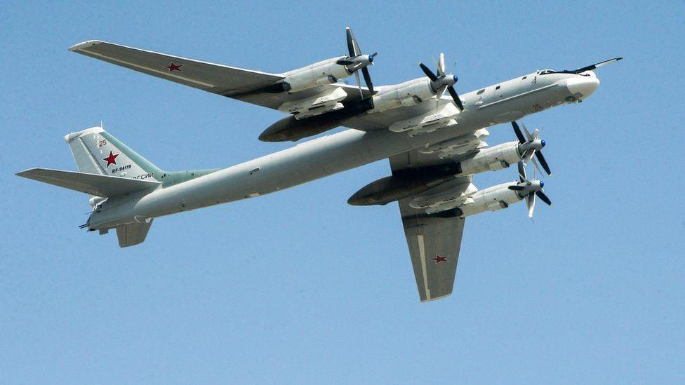 Североатлантический альянс сообщает о необычной активности российской военной авиации вдоль границы