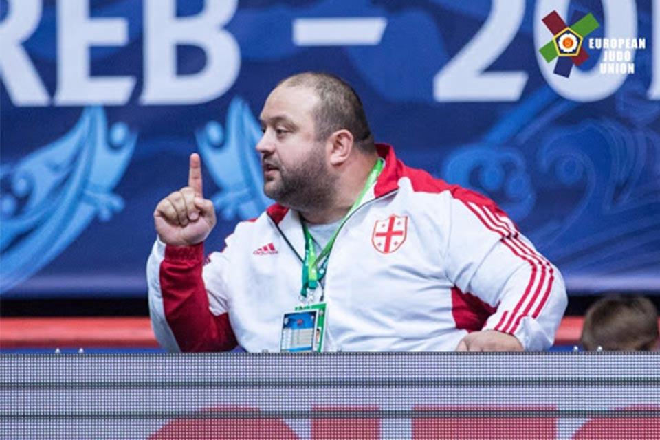 #ესტაფეტა - ქართული ძიუდო და ტოკიოს ოლიმპიური თამაშები