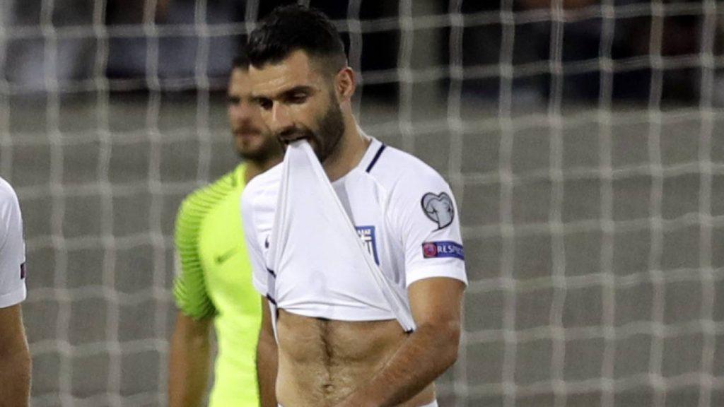 საბერძნეთის ნაკრების მოთამაშე -უნდა ვაღიაროთ, რომ ქართველები კარგად გამოიყურებოდნენ #1TVSPORT
