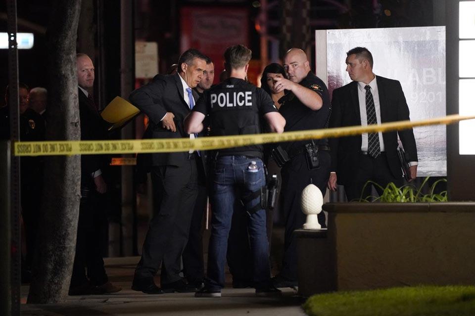 კალიფორნიაში, ბიზნესცენტრში სროლის დროს ოთხი ადამიანი დაიღუპა, მათ შორის, მცირეწლოვანი
