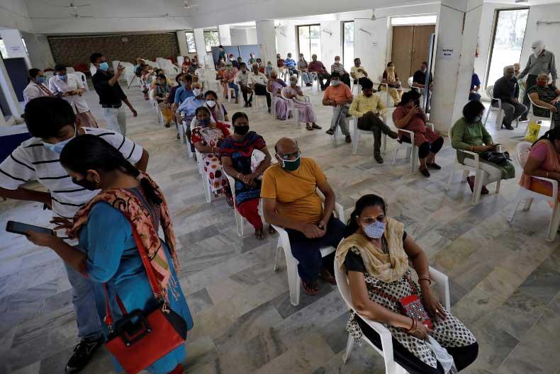 ინდოეთში კორონავირუსის 295 041 ახალი შემთხვევა გამოვლინდა