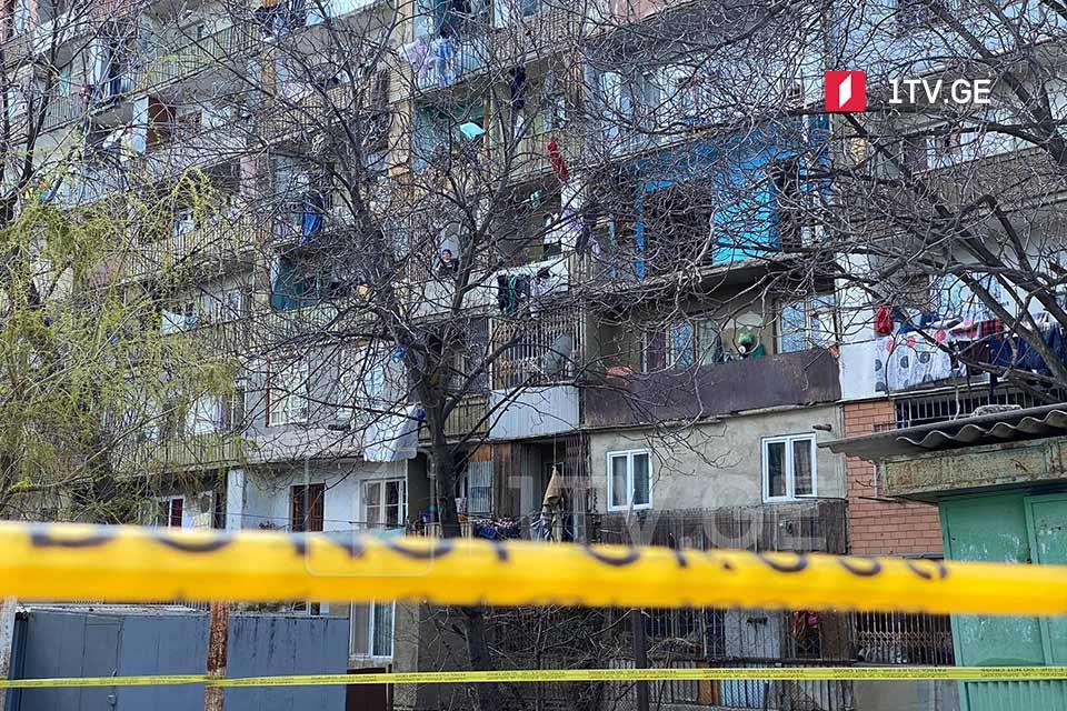 Один человек погиб в результате взрыва в квартире в пригородном посёлке Тбилиси Лило