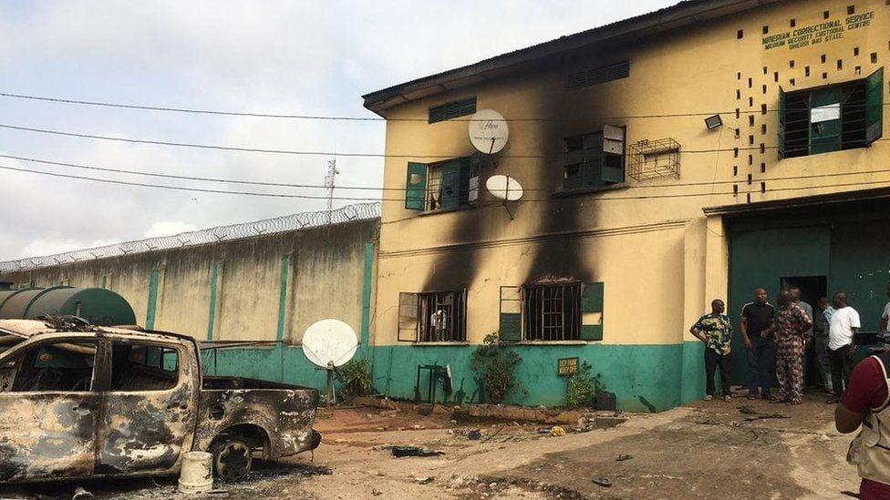ნიგერიაში შეიარაღებული პირების თავდასხმის შედეგად ციხიდან 1 800-ზე მეტი პატიმარი გაიქცა