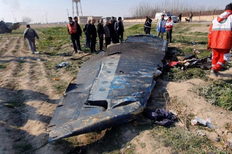 უკრაინული თვითმფრინავის ჩამოგდების საქმეზე ირანის ხელისუფლებამ ათ ადამიანს ბრალი წაუყენა