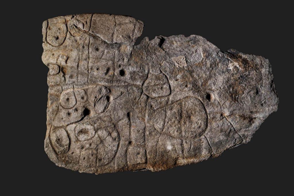 ბრინჯაოს ხანის ქვის ფილა შეიძლება ევროპაში უძველეს რუკას წარმოადგენდეს — #1tvმეცნიერება