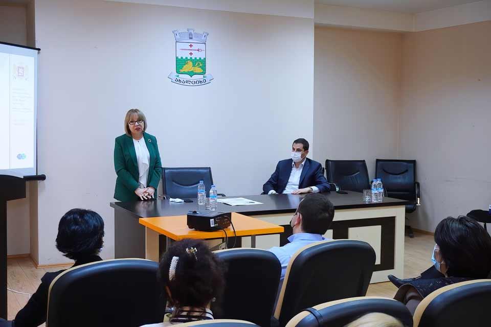 სახელმწიფო მინისტრის აპარატმა სამცხე-ჯავახეთის რეგიონში სამოქალაქო თანასწორობისა და ინტეგრაციის სტრატეგიის პროექტი წარადგინა