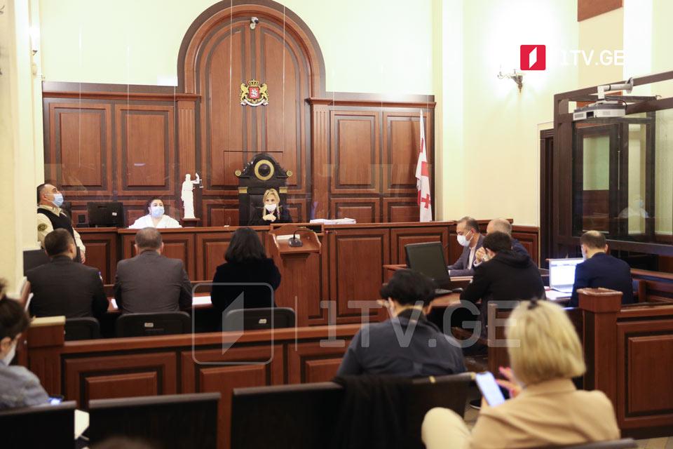 ნიკა მელიას საქმეზე მორიგი პროცესი 13 აპრილს გაიმართება, რომელზეც მოსამართლე სავარაუდოდ, აღკვეთის ღონისძიების საკითხზე იმსჯელებს