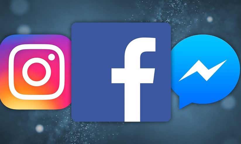 """სოციალური ქსელები """"ფეისბუქი"""", """"მესენჯერი"""" და """"ინსტაგრამი"""" შეფერხებით მუშაობს"""